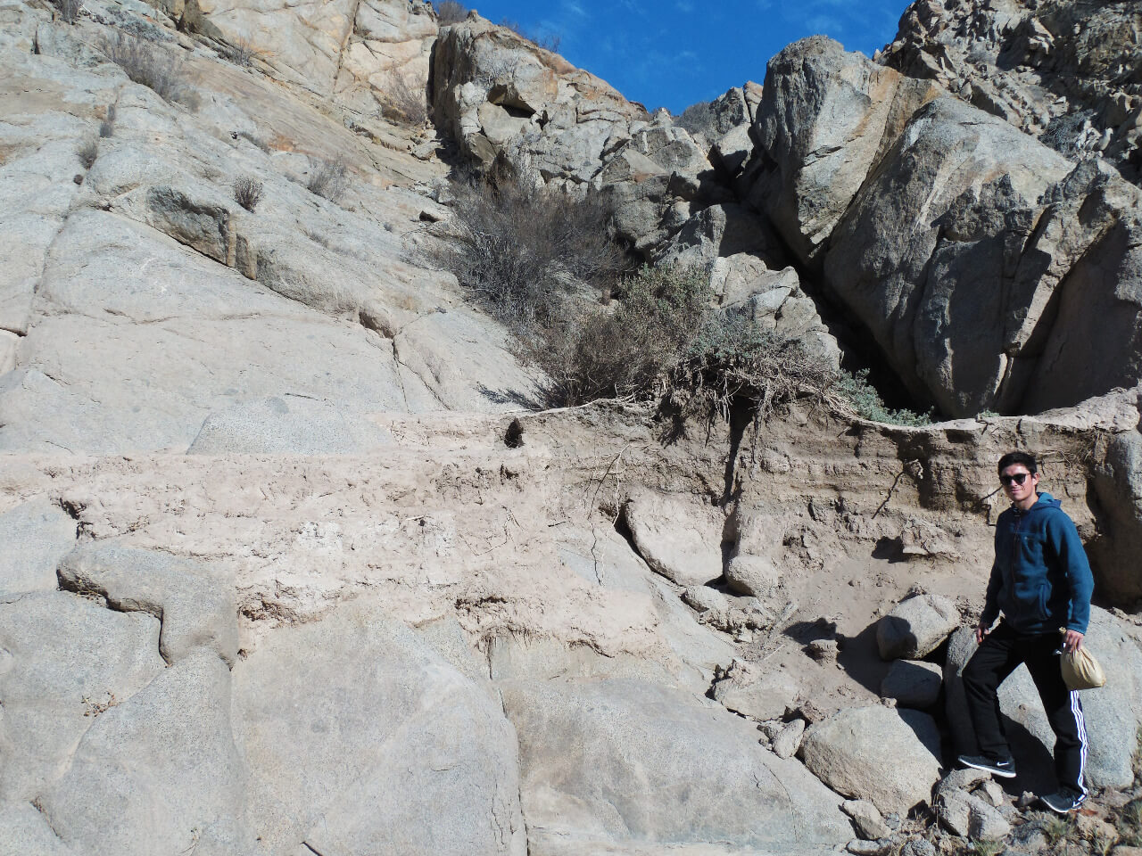 trekking para principiantes santiago